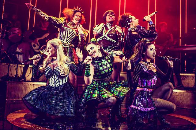Six the Musical. Credit: Idil Sukan/Draw HQ