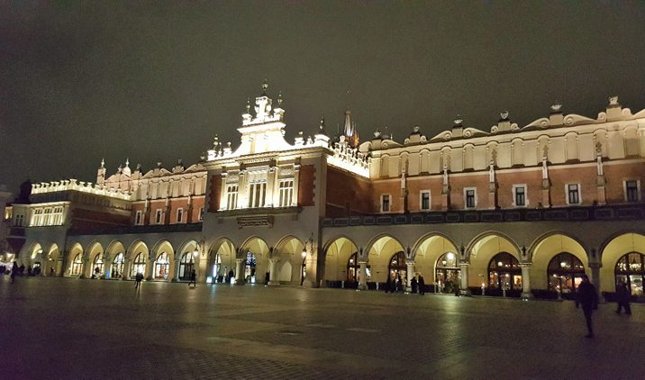 Cloth Hall, Rynek Square, Krakow