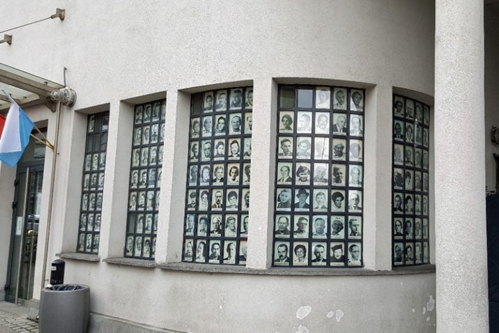 Schindler Factory Museum Photos