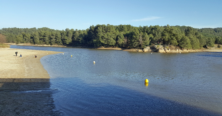 La Cavayere Lake