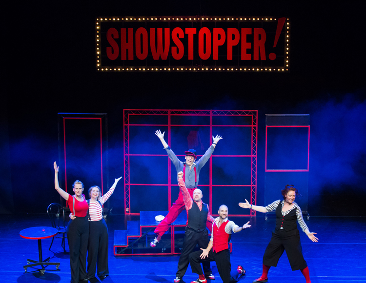 Showstopper! at Edinburgh Fringe Festival 2018, The Pleasance,