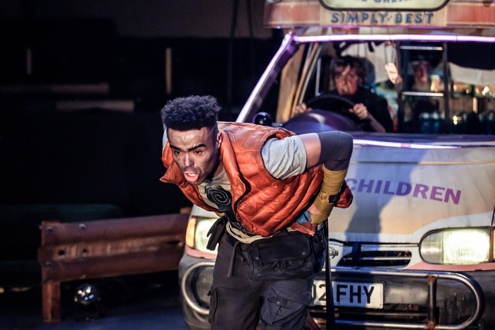 Conor Glean in Mother Courage ©The Other Richard