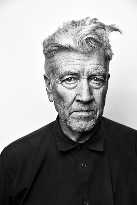 David Lynch. Photo Josh Telles.