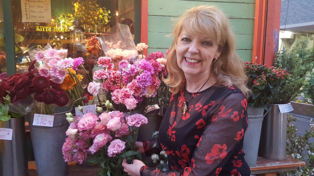 Lorraine at Gardena
