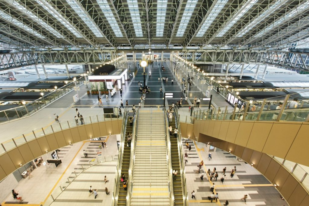 Osaka Railway Station ©Osaka Government Tourism Bureau/©JNTO