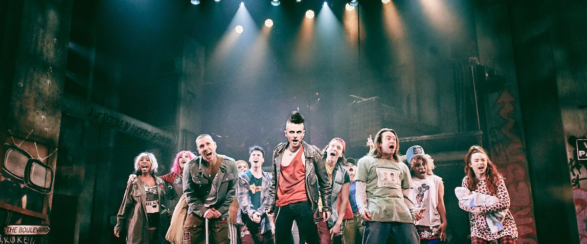 The Cast Of American Idiot - UK Tour - Mark Dawson Photography