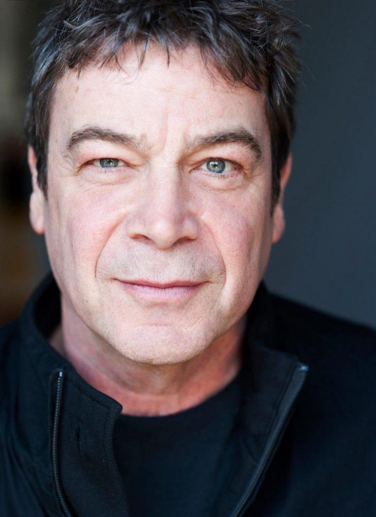 Actor Richard Hawley