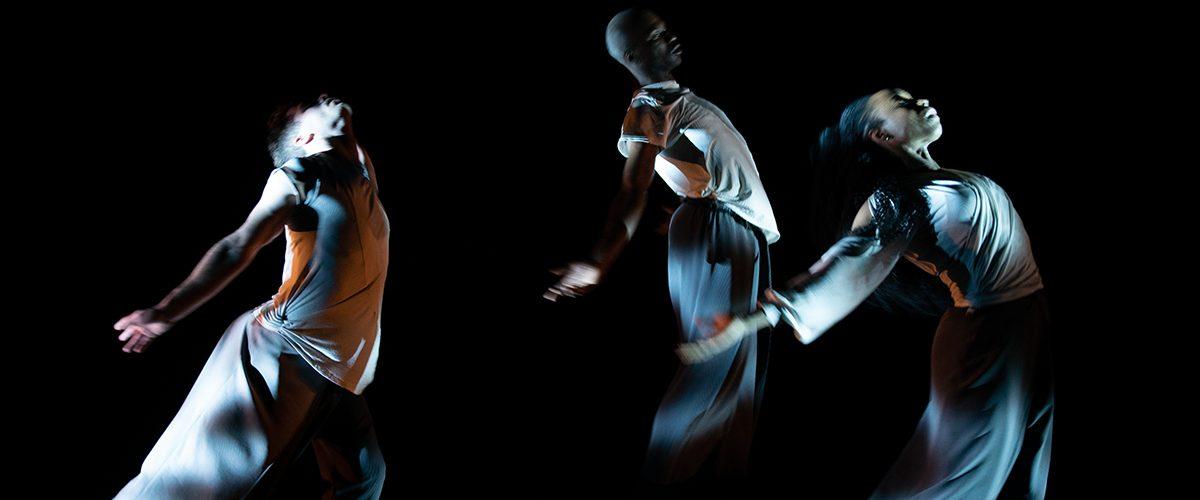 Silent Lines - Will Thompson, Moronfoluwa Odimayo, Alethia Antonia (c) Martin Collins