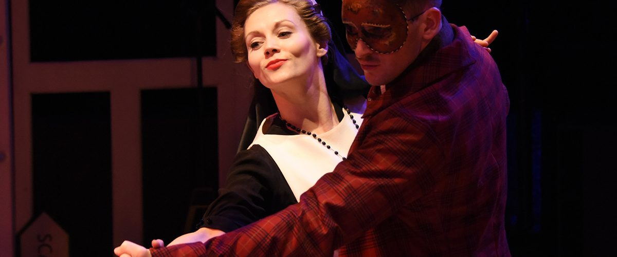 Sophia Hatfield/Margaret and Robert Wade/Balthazar in Much Ado About Nothing ©NOBBY CLARK