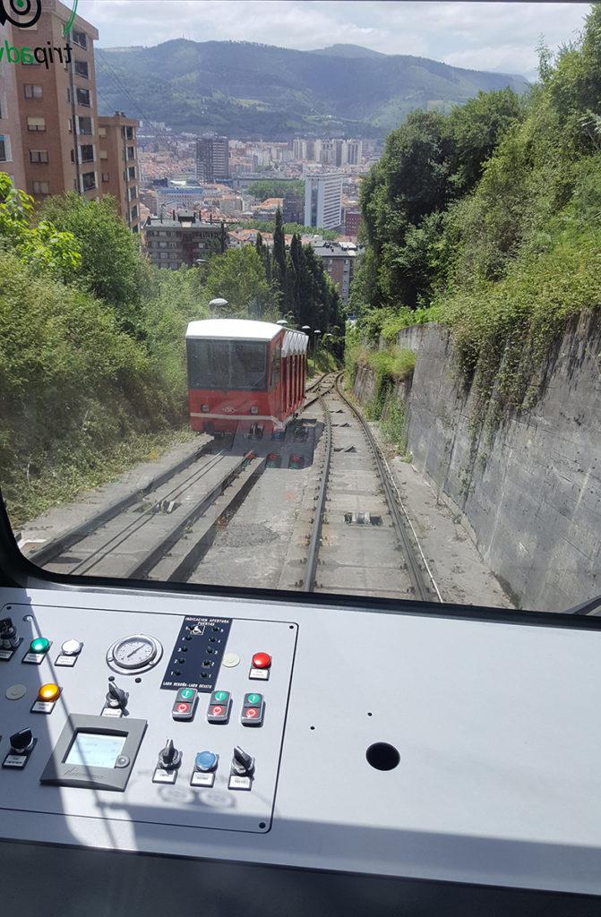 Funicular, Bilbao