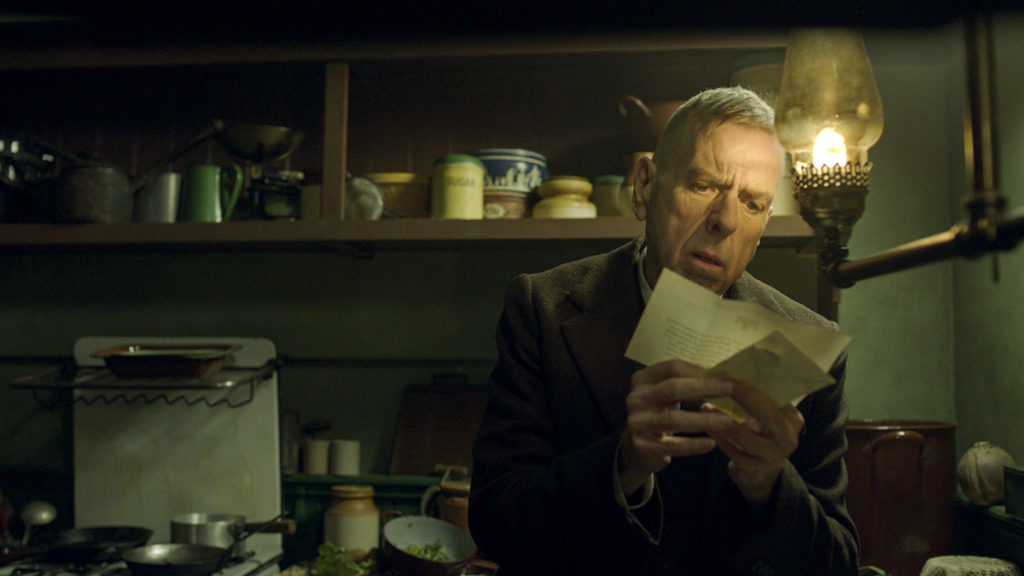 Timothy Spall in Mrs Lowry & Son  Copyright: Vertigo Releasing
