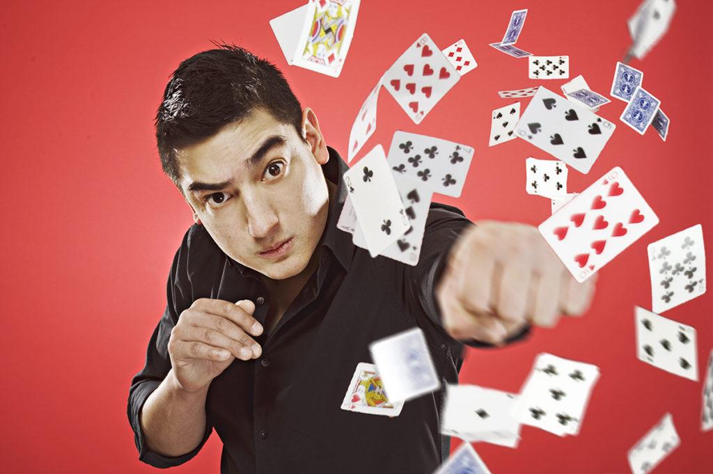 Javier Jarquin: Card Ninja