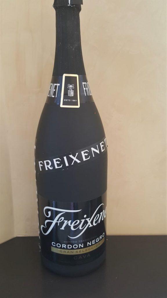 Freixenet Bottle