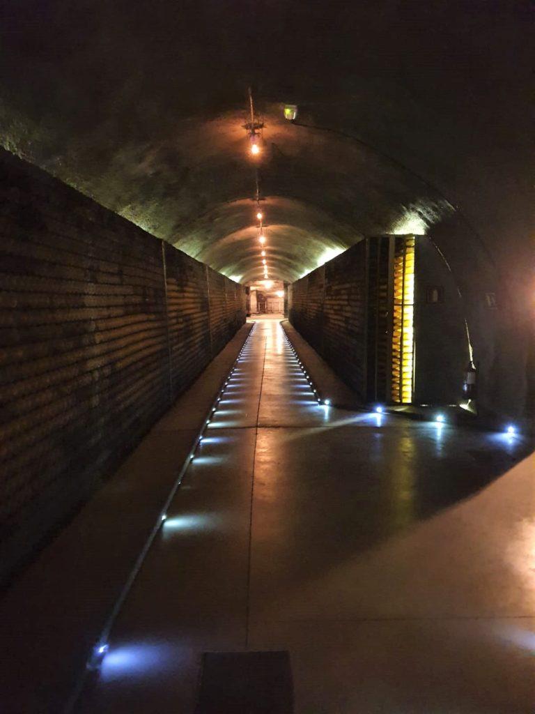 Freixenet cellars, Barcelona