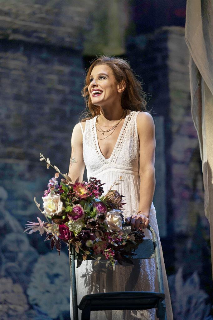& Juliet cast member Cassidy Janson