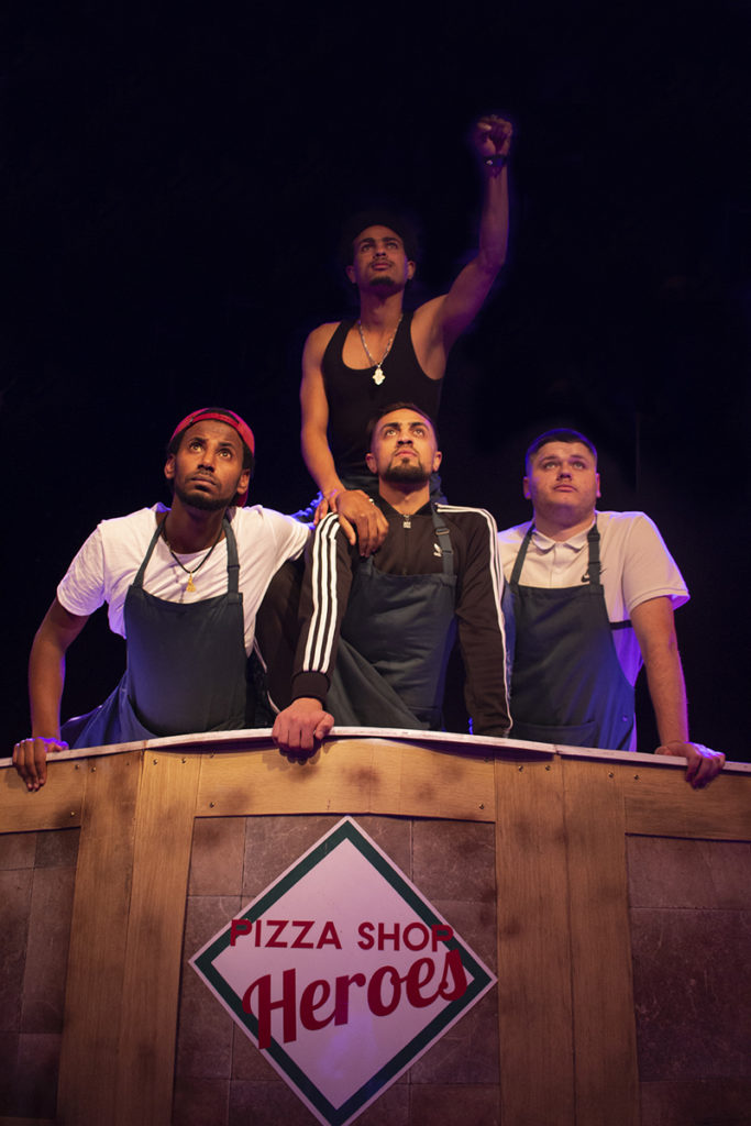 Pizza Shop Heroes - Phosphoros Theatre