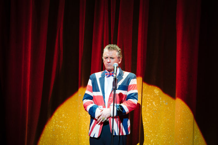 The Entertainer - Shane Richie as Archie Rice Credit: Helen Murray