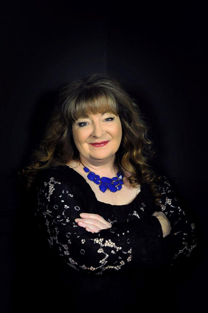 Comedian Janey Godley