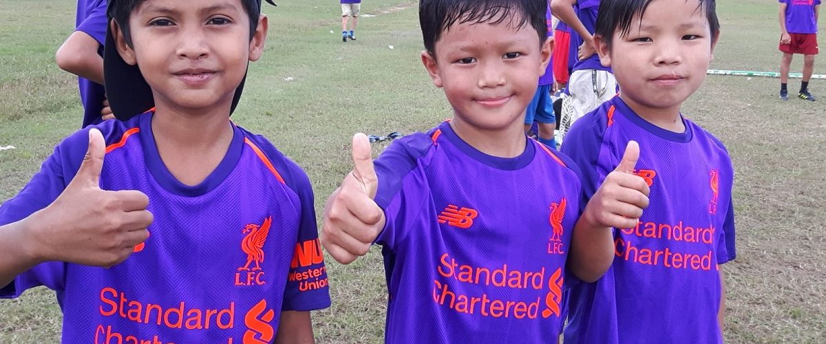 KitAid support in Myanmar