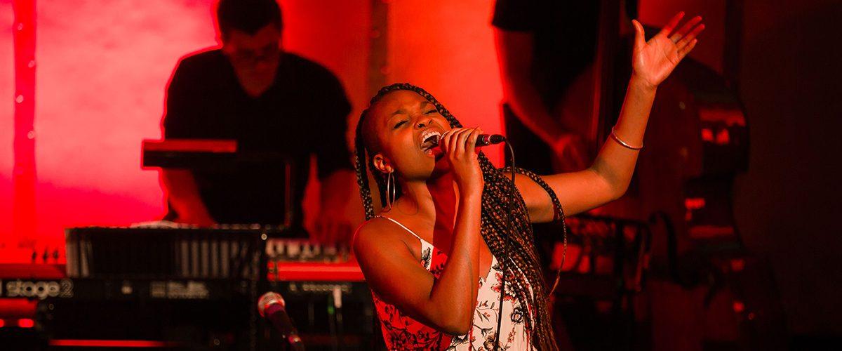 Nina at the NIA