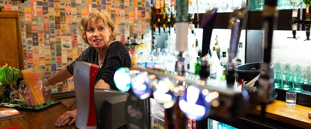 Meriel Scholfield as Kathy © Alex Mead Decoy Media