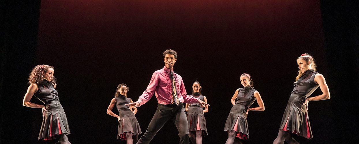 Carlos Acosta with Acosta Danza