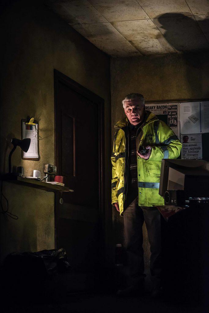The Caretaker: Ghost Stories