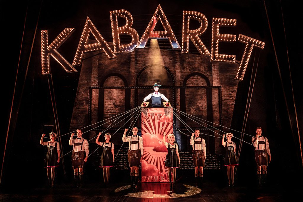 Cabaret Bill Kenwright Productions ©The Other Richard
