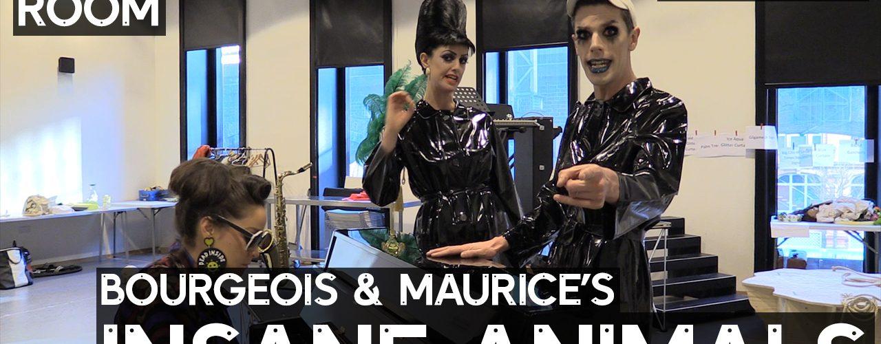 Bourgeois and Maurice's Insane Animals