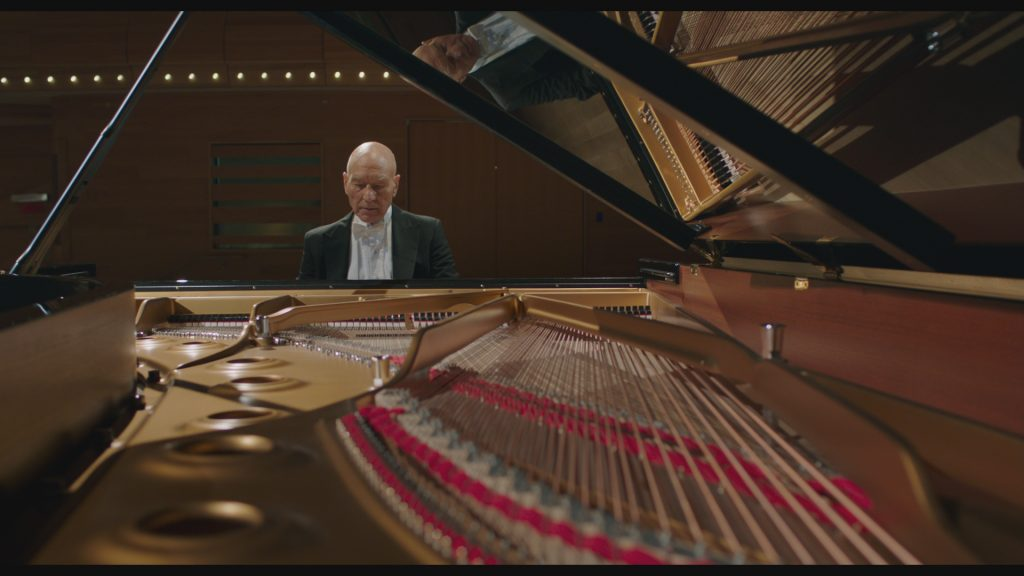 Sir Patrick Stewart in Life with Music