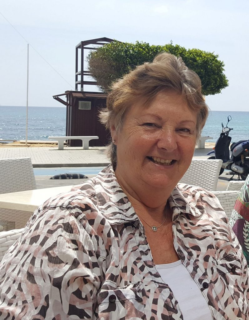 Lorraine's friend known as Spanish Lynn