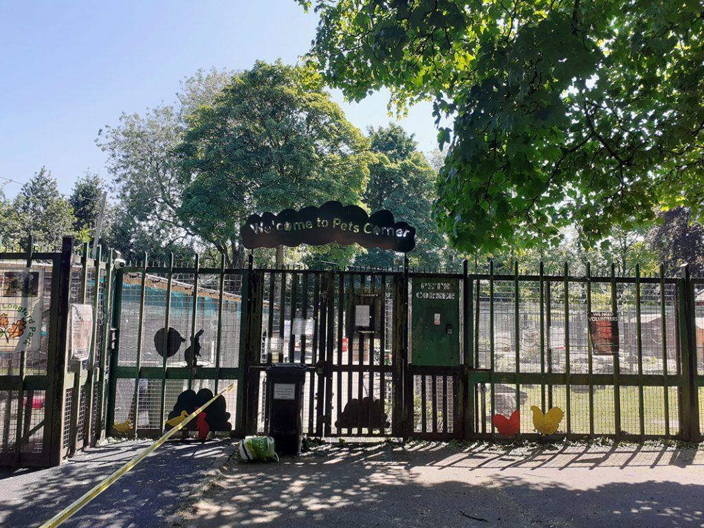 Pet's Corner Longford Park