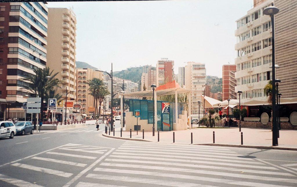 Proposed Square for Coronation Street Square, Benidorm