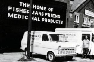 Fisherman's Friend Factory Fleetwood 1972