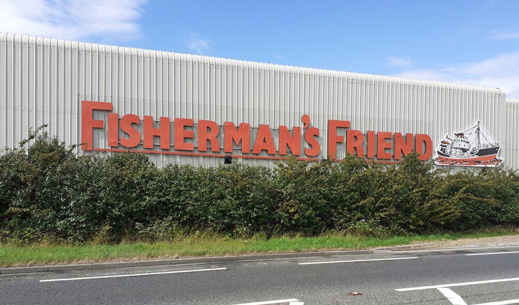Fisherman's Friend Factory, Fleetwood