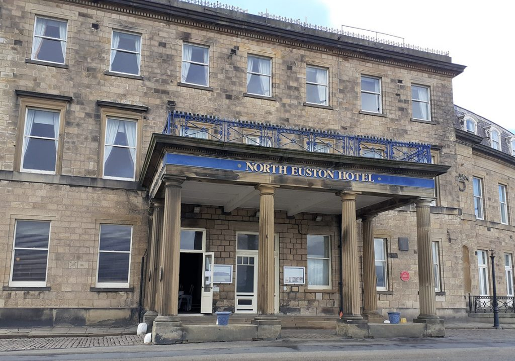 The North Euston Hotel Fleetwood