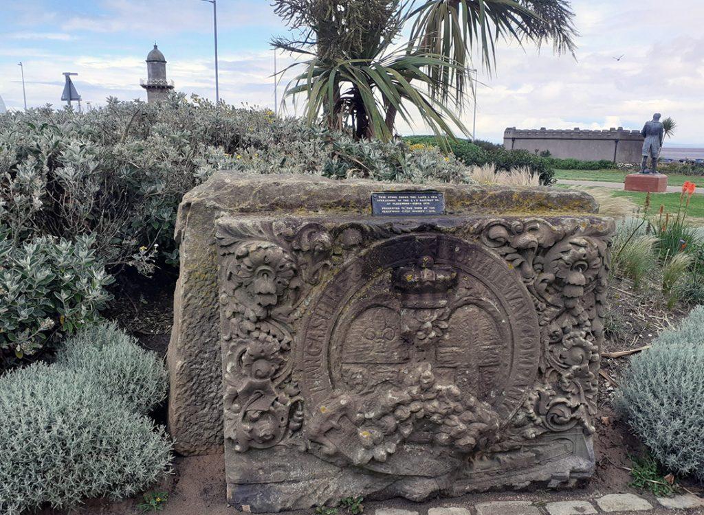 The Railway Company Stone, Fleetwood