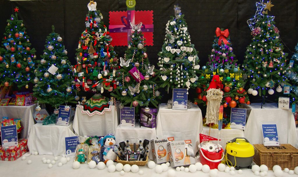 Francis House Hospice Festival of Trees