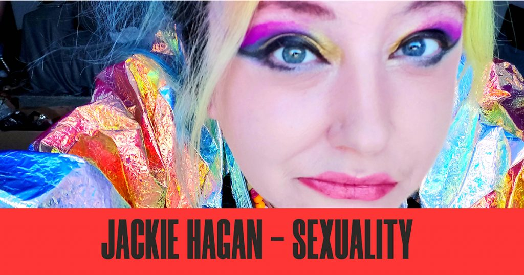 Jackie Hagan one of 13 artists featured on Box Tickers