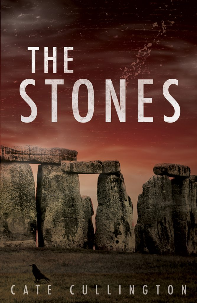 Book cover for The Stones by Cate Cullington