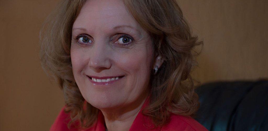 Author Cate Cullington