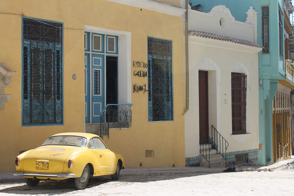 Havana Street. Image by Carmel Thomason