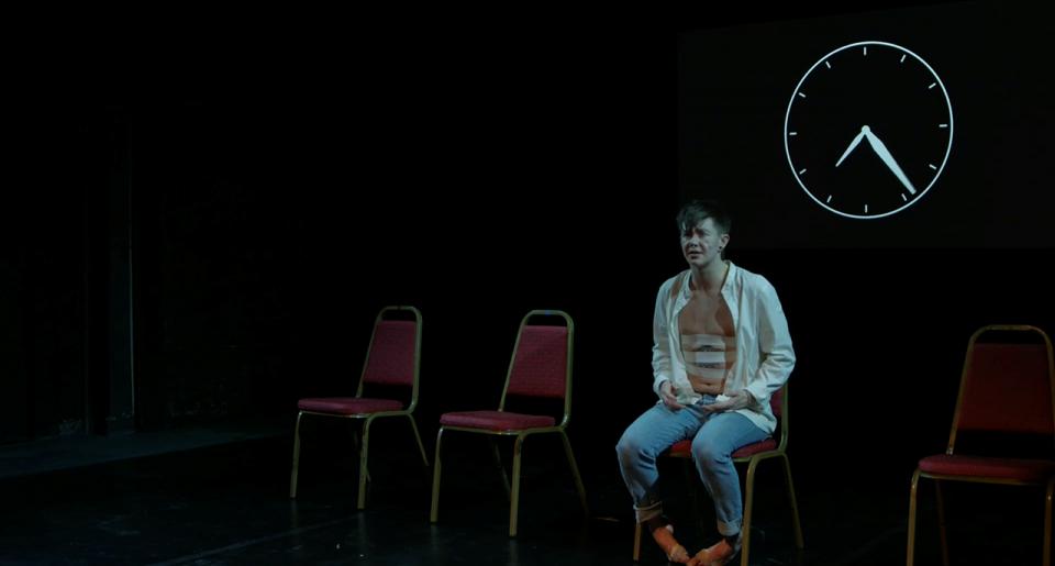 Finley Letchford-Dobbs in Voyage at Turn on Fest 2021