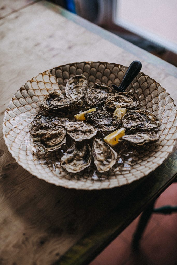 Essex Oysters