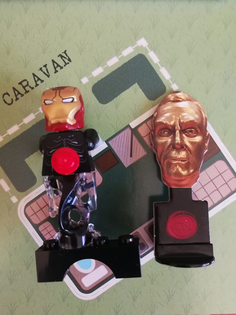 Taskmaster The Board Game