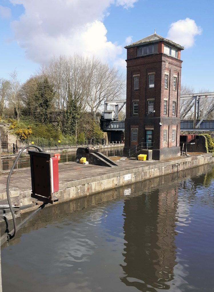 Operational building for Swing Bridge