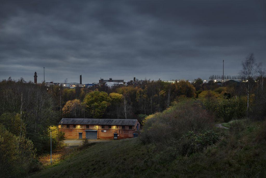 Simon Buckley Irk Valley, 4.32pm (2020)
