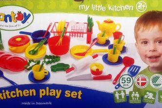 Dantoy My Little Kitchen - Kitchen Play Set