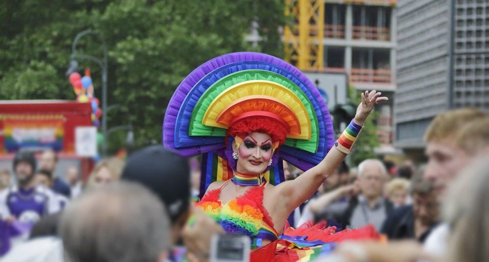 Berlin - Christopher Street Day Parade Copyright: visitBerlin, Photo: Pedro Becerra