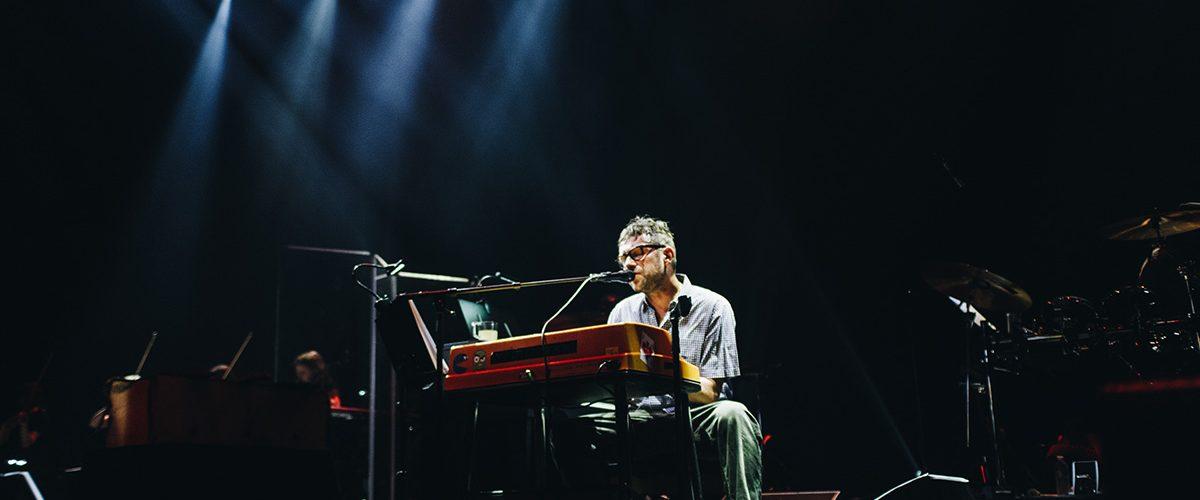 Damon Albarn at Manchester International Festival 2021 Photo by Priti Shikotra